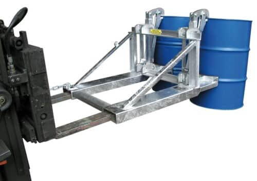 Gabelstapler-Fasshandling-Geräte