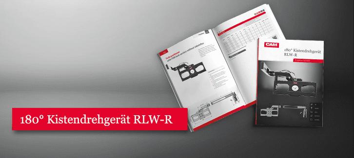 Toyota-Gabelstapler-180° Kistendrehgerät Produkt Download RLW