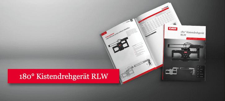 Toyota-Gabelstapler-180° Kistendrehgerät RLW Produkt Download