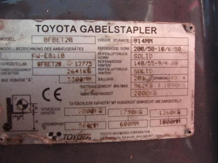Toyota-Gabelstapler-212 18399 2 scaled