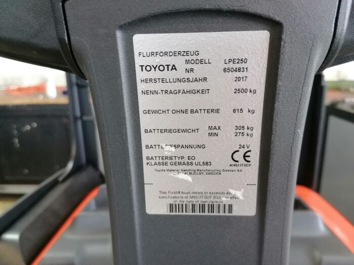 Toyota-Gabelstapler-212 22520 7