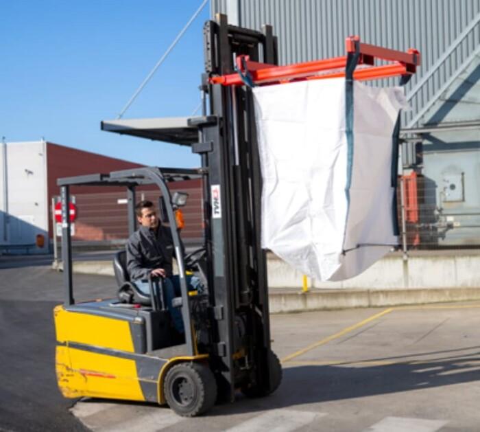 Toyota-Gabelstapler-Big Bag Traeger BBH Produktbild 3