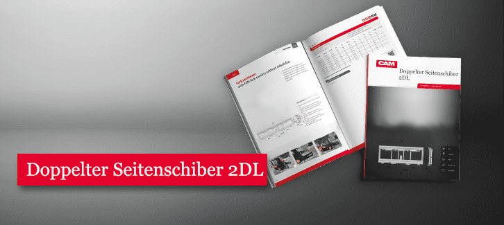 Toyota-Gabelstapler-Doppelter Seitenschieber 2DL Produkt Download