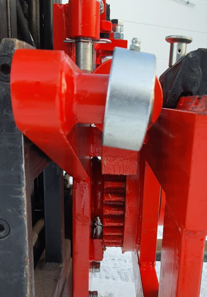 180 Grad Kistendrehgerät RLW linksdrehend Produktbild 4