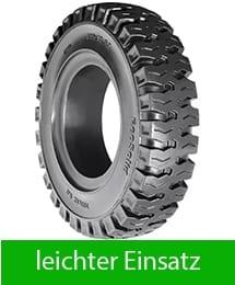 Stapler Reifen für den einfachen Einsatz