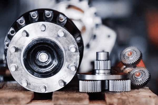 Toyota-Gabelstapler-Ersatzteile 1