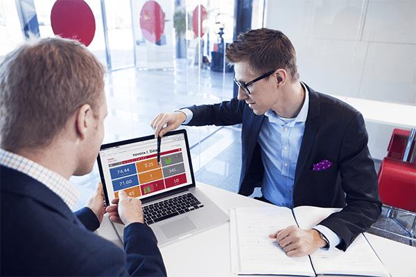 ITL Gabelstapler Saarland Toyota Finanzierung