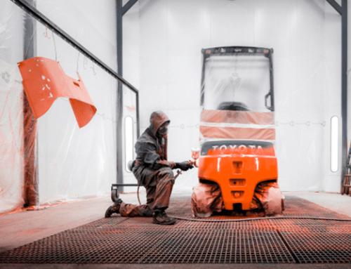 Gebrauchte Gabelstapler und Hubwagen von Toyota bei ITL