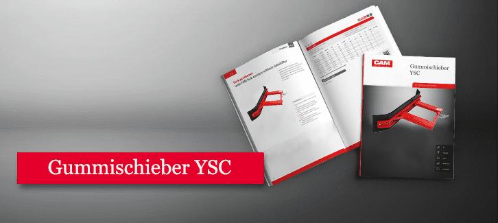Toyota-Gabelstapler-Gummischieber YSC Produkt Download