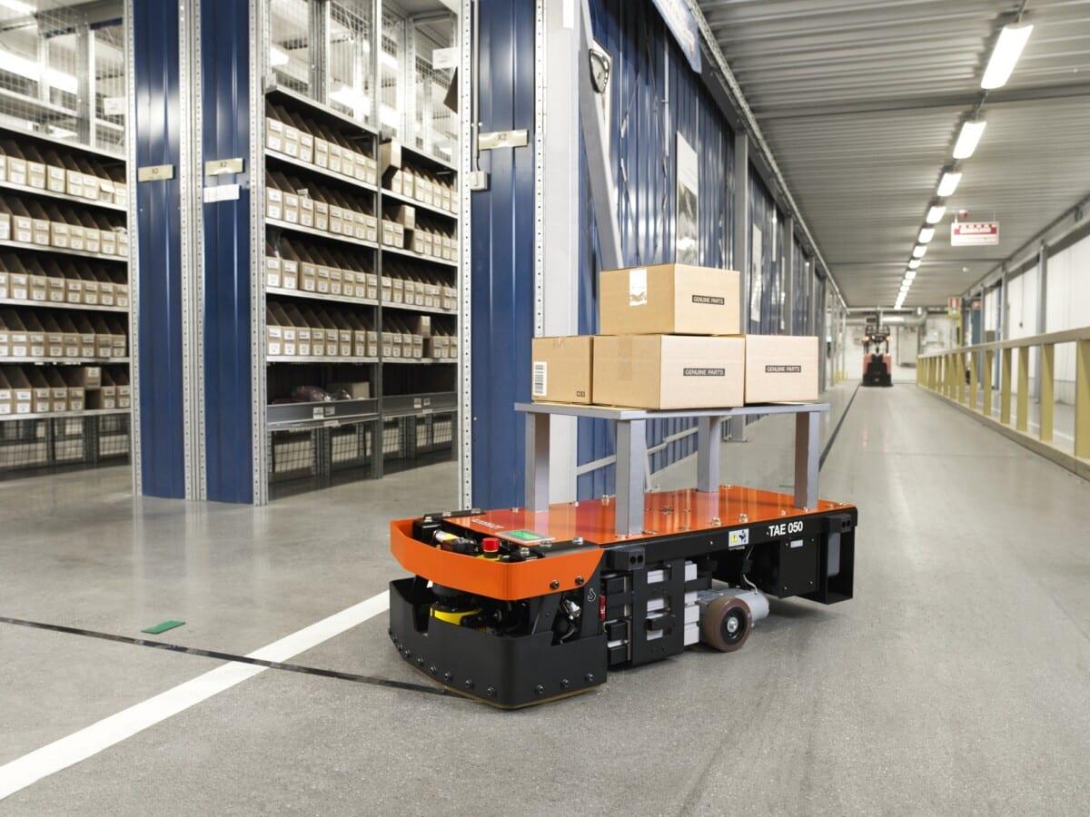 Toyota-Gabelstapler-ITL Gabelstapler Blog Automatisierung Carts Flurfoerderzeuge Innovation 1
