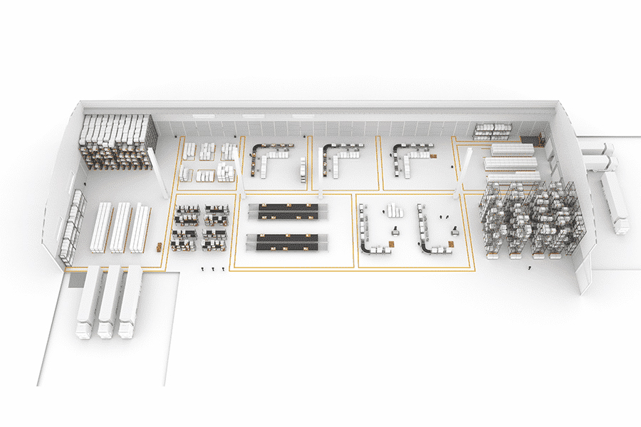 Toyota-Gabelstapler-ITL Gabelstapler Blog Automatisierung in kleinen Schritten Zukunft vollautomatische Flurfoerderzeuge 1