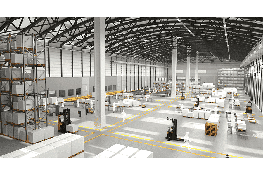 Toyota-Gabelstapler-ITL Gabelstapler Blog Automatisierung in kleinen Schritten Zukunft vollautomatische Flurfoerderzeuge 2