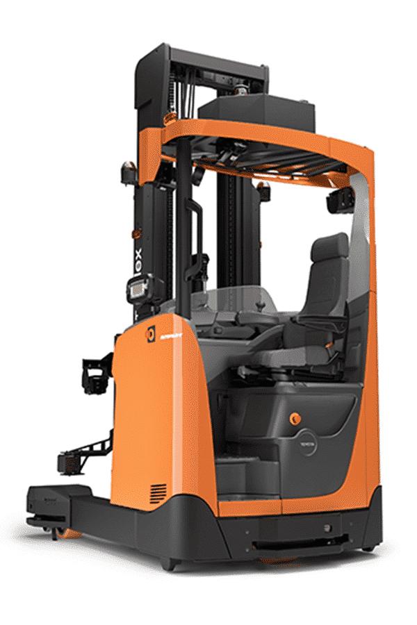 Toyota-Gabelstapler-ITL Gabelstapler Blog Automatisierung in kleinen Schritten Zukunft vollautomatische Flurfoerderzeuge 3
