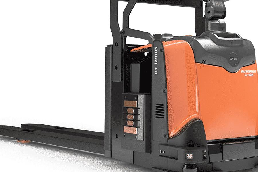 Toyota-Gabelstapler-ITL Gabelstapler Blog Automatisierung in kleinen Schritten Zukunft vollautomatische Flurfoerderzeuge 4
