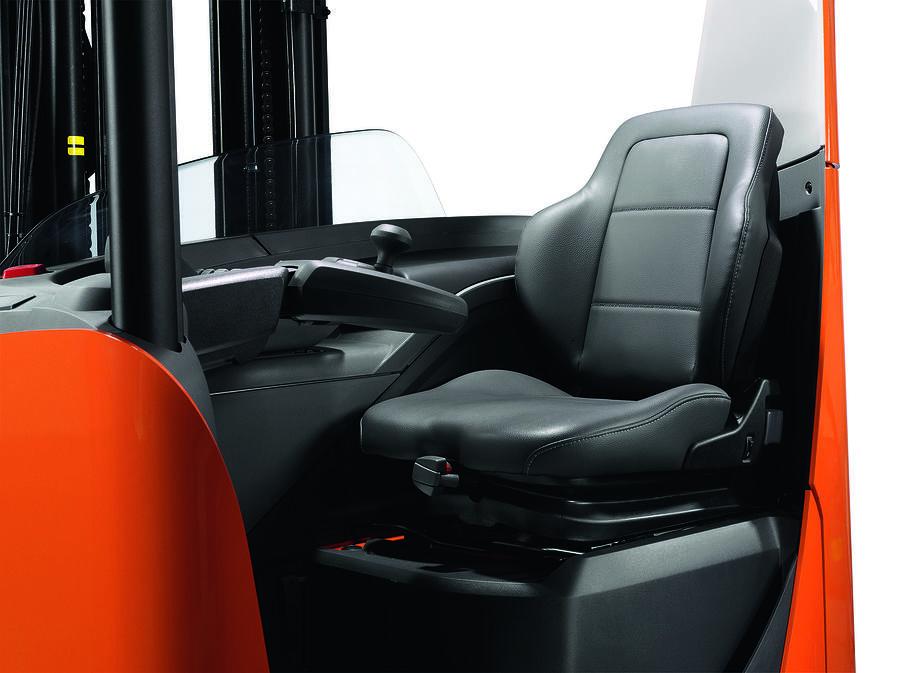 Toyota-Gabelstapler-ITL Gabelstapler Blog Sicherheit System Toyota Stapler Sitz 2