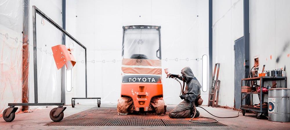 Toyota-Gabelstapler-ITL Gabelstapler Blog Toyota Gebraucht Stapler Hubwagen Flurfoerderzeug 4