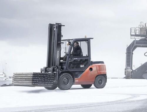 Dank dem Winter Zubehör von Toyota nie wieder Probleme bei Schnee und Eis