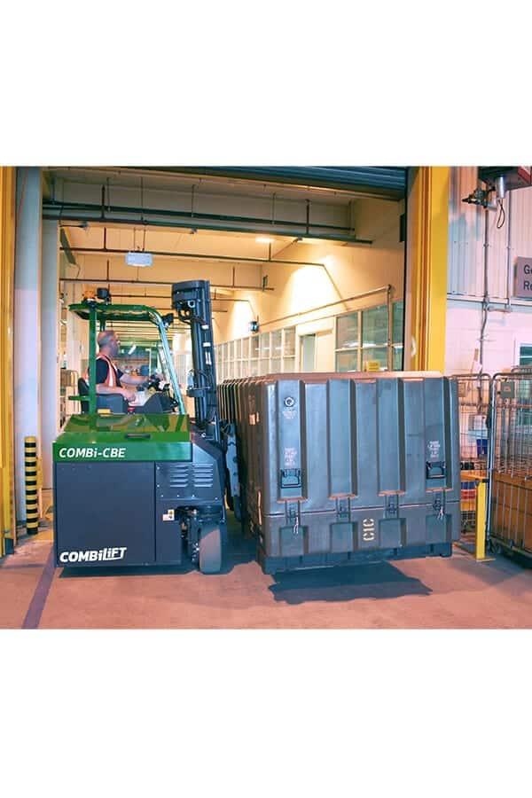 ITL Gabelstapler Saarland Combilift 4-Wege-Frontstapler