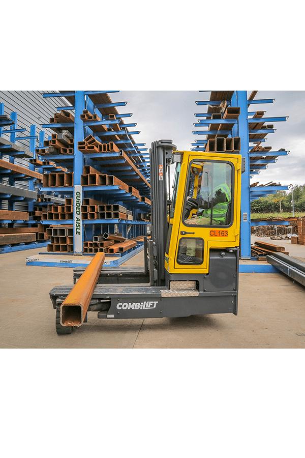 ITL Gabelstapler Saarland Combilift 4-Wege-Schubmaststapler