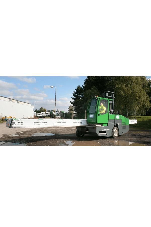 ITL Gabestapler Saarland Combilift Seitenstapler
