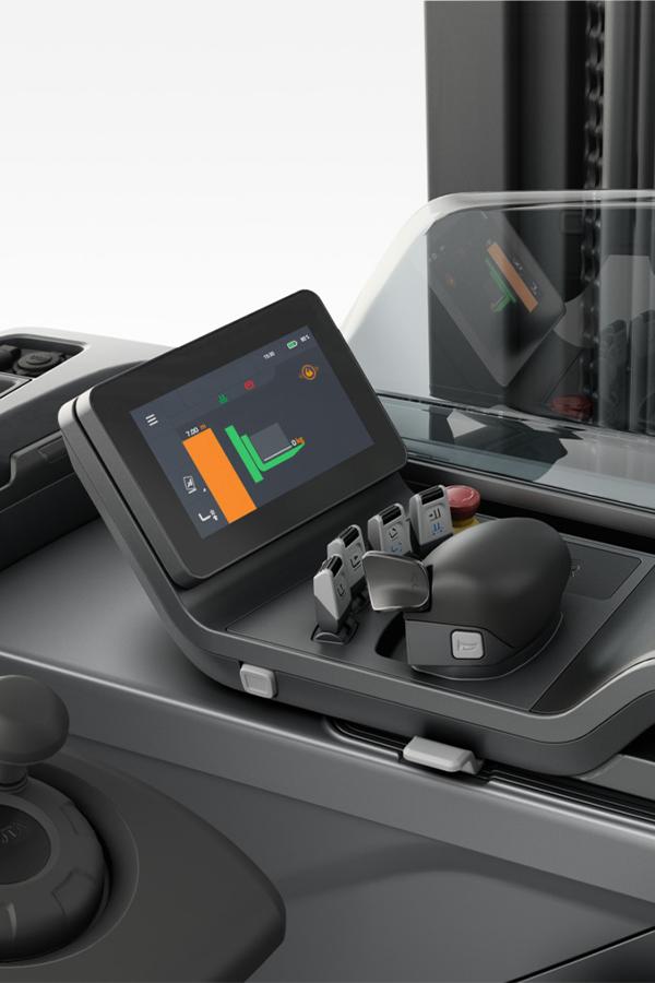 Toyota-Gabelstapler-ITL Gabelstapler Schubmaststapler Toyota BT Relfex R Serie detail06