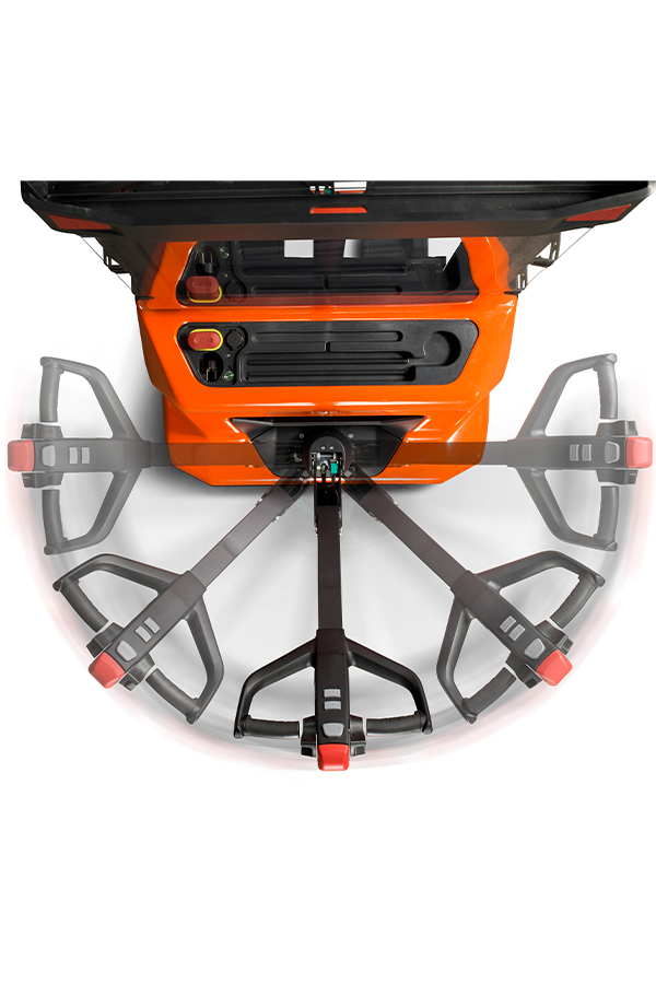 Toyota-Gabelstapler-ITL Gabelstapler Toyota Hochhubwagen SHE100 17