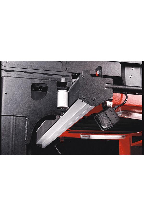 Toyota-Gabelstapler-ITL Gabelstapler Toyota Schmalgangstapler Gelenkstapler Vector A Detailansicht 1