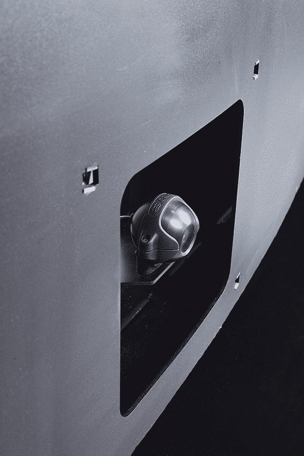 Toyota-Gabelstapler-ITL Gabelstapler Toyota Schmalgangstapler Gelenkstapler Vector A Detailansicht 2