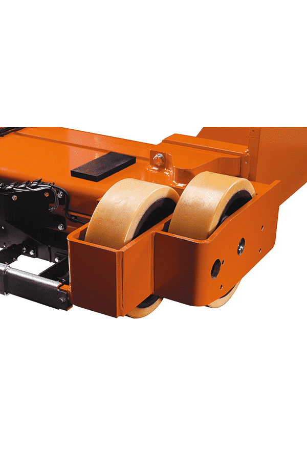 Toyota-Gabelstapler-ITL Gabelstapler Toyota Schmalgangstapler Gelenkstapler Vector A Detailansicht 6