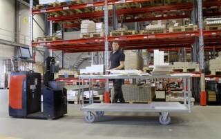 Toyota-Gabelstapler-ITL Lagertechnik Blog Helge Nyberg Ergoebjoern Schlepper Kommissionierer 1