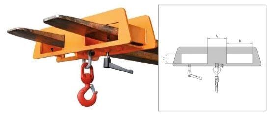 Toyota-Gabelstapler-ITL Lagertechnik Blog Toyota Stapler Gabelstapler Zubehoer Lasten anhaengen 2