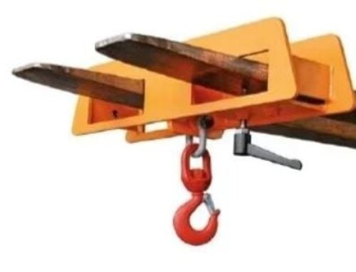 So können Sie ganz einfach Lasten an Ihren Gabelstapler hängen!