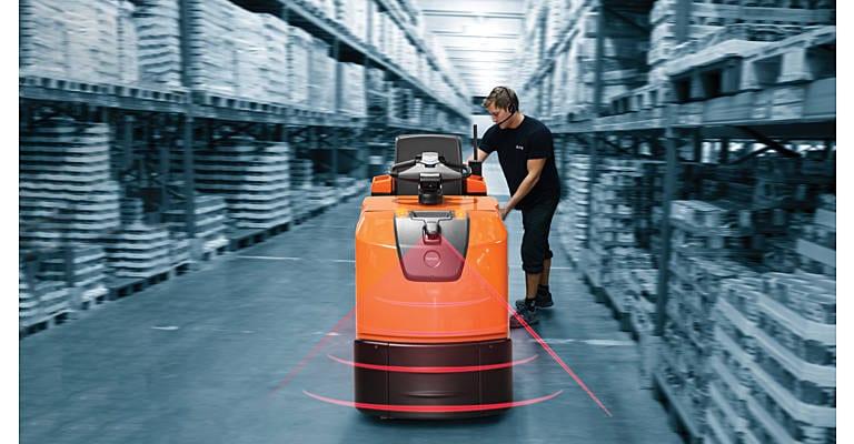 Toyota-Gabelstapler-ITL Lagertechnik Blog Toyota T Mote Fernbedienung Kommissionierer Flurfoerderzeug 1