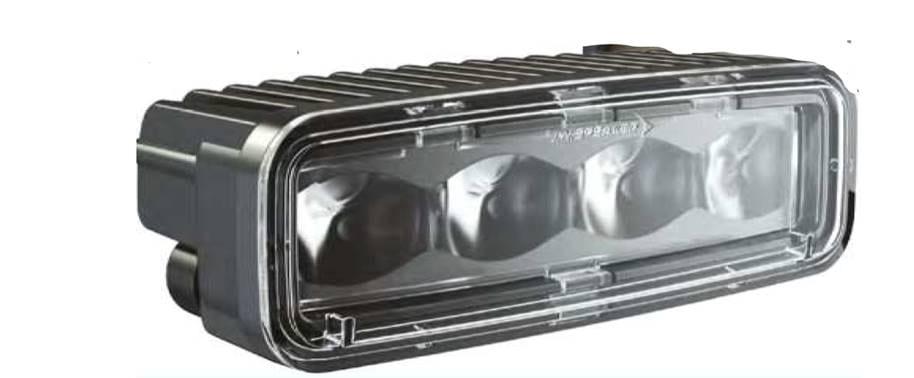 Toyota-Gabelstapler-ITL Lagertechnik Blog Toyota Warnzonenlampe fuer Gabelstapler Schubmaststapler Sicherheit 2