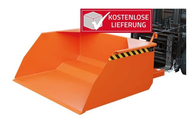 Toyota-Gabelstapler-ITL Lagertechnik Blog mechanische Schaufel fuer Gabelstapler 1
