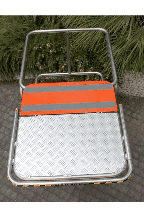 Toyota-Gabelstapler-ITL Lagertechnik Faraone Elevah 40B Move Pciking Hebebuehne Arbeitsbuehne 8 Detailansicht