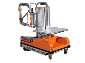 Toyota-Gabelstapler-ITL Lagertechnik Faraone Elevah 51 Move Picking Hebebühne Arbeitsbühne 1 transparent