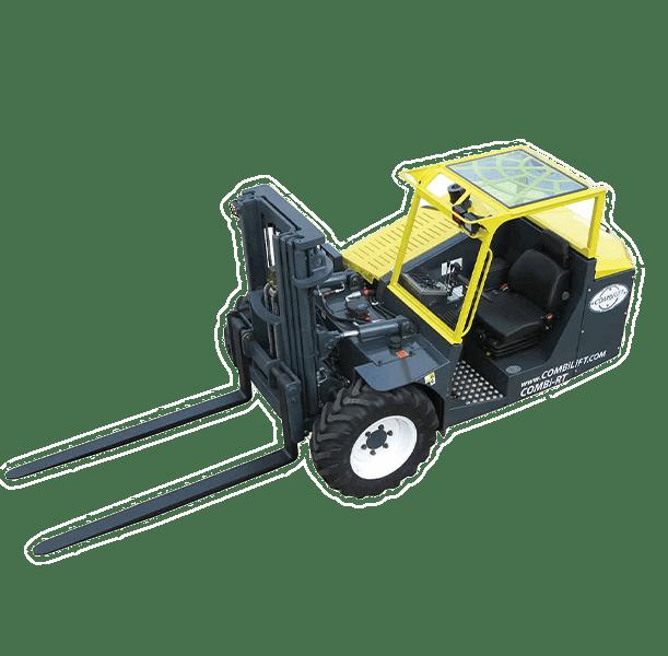 Toyota-Gabelstapler-ITL Transportmaschinen Combilift Comi RT icon