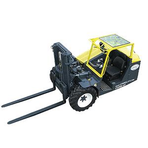 Toyota-Gabelstapler-ITL Transportmaschinen Combilift Comi RT klein