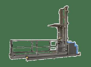 Toyota-Gabelstapler-ITL Transportmaschinen Combilift Gabelstapler Hubwagen lange Ware Combi OP 1 transparent
