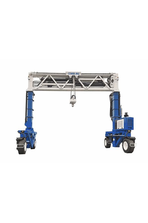 Toyota-Gabelstapler-ITL Transportmaschinen Combilift MG mobiler Kran 5 Dezailansicht