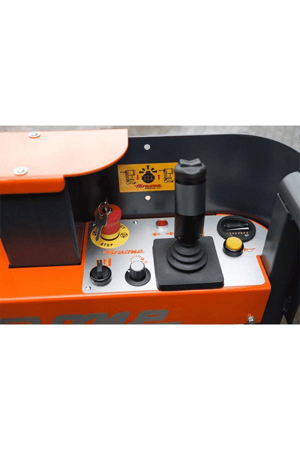 Toyota-Gabelstapler-ITL Transportmaschinen Faraone Elevah E5 Tires Autoreifen Einlagerung 9 Detailansicht