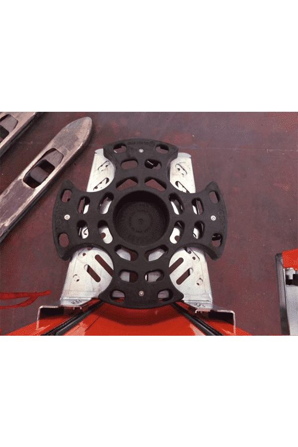 Toyota-Gabelstapler-ITL Transportmaschinen Faraone Elevevah Picking 75 Tires Reifen Kommissionierung Einlagerung 14 Detailansicht