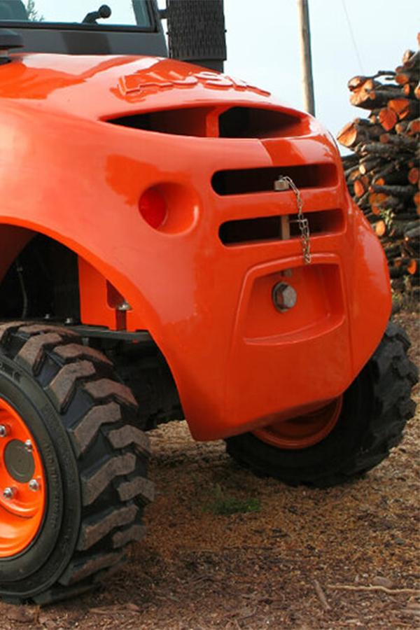 Toyota-Gabelstapler-ITL Transportmaschinen GmbH Ausa Gabelstapler C150H detail08