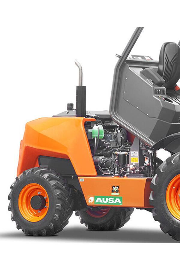 Toyota-Gabelstapler-ITL Transportmaschinen GmbH Ausa Gabelstapler C201H detail14