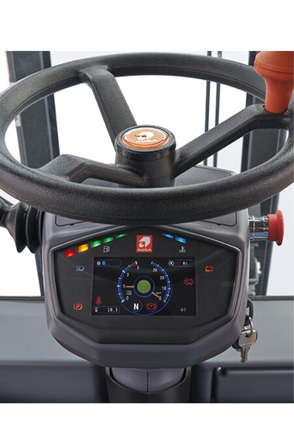 Geländestapler C251H