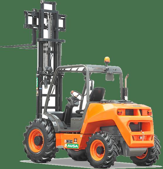 Toyota-Gabelstapler-ITL Transportmaschinen GmbH Ausa Gabelstapler C251H icon