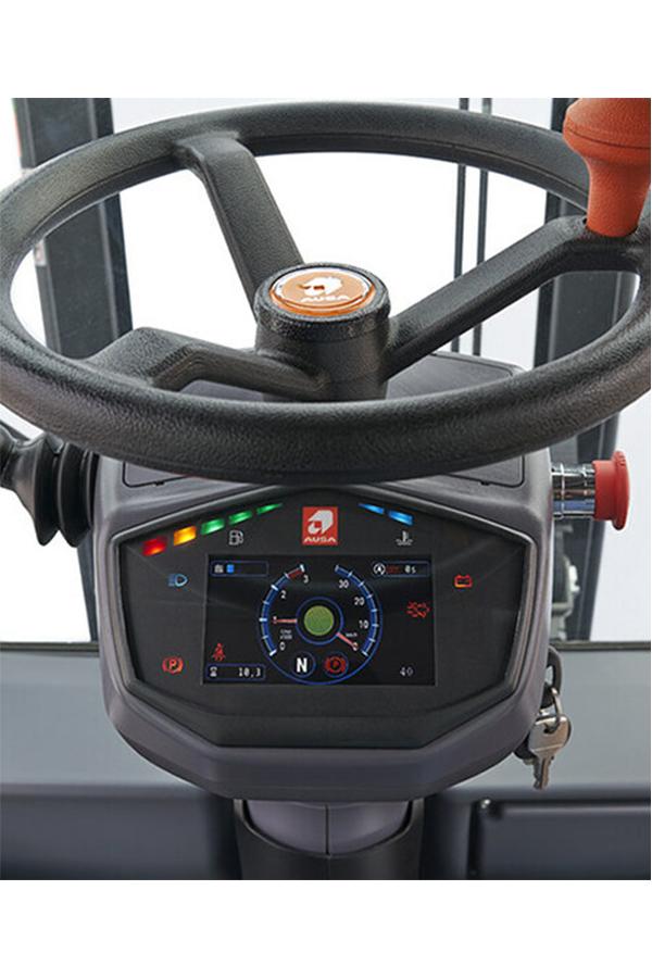 Toyota-Gabelstapler-ITL Transportmaschinen GmbH Ausa Gelaendestapler C501H detail09