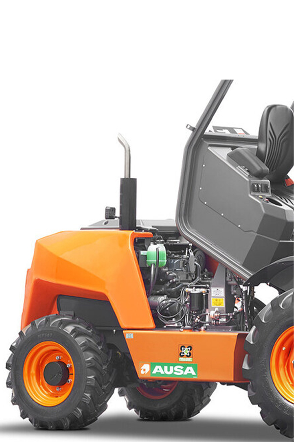 Toyota-Gabelstapler-ITL Transportmaschinen GmbH Ausa Gelaendestapler C501H detail12