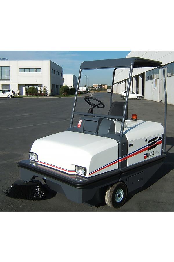 Toyota-Gabelstapler-ITL Transportmaschinen GmbH Toyota Gabelstapler Dulevo Kehrmaschine 1550 90 Elite 12